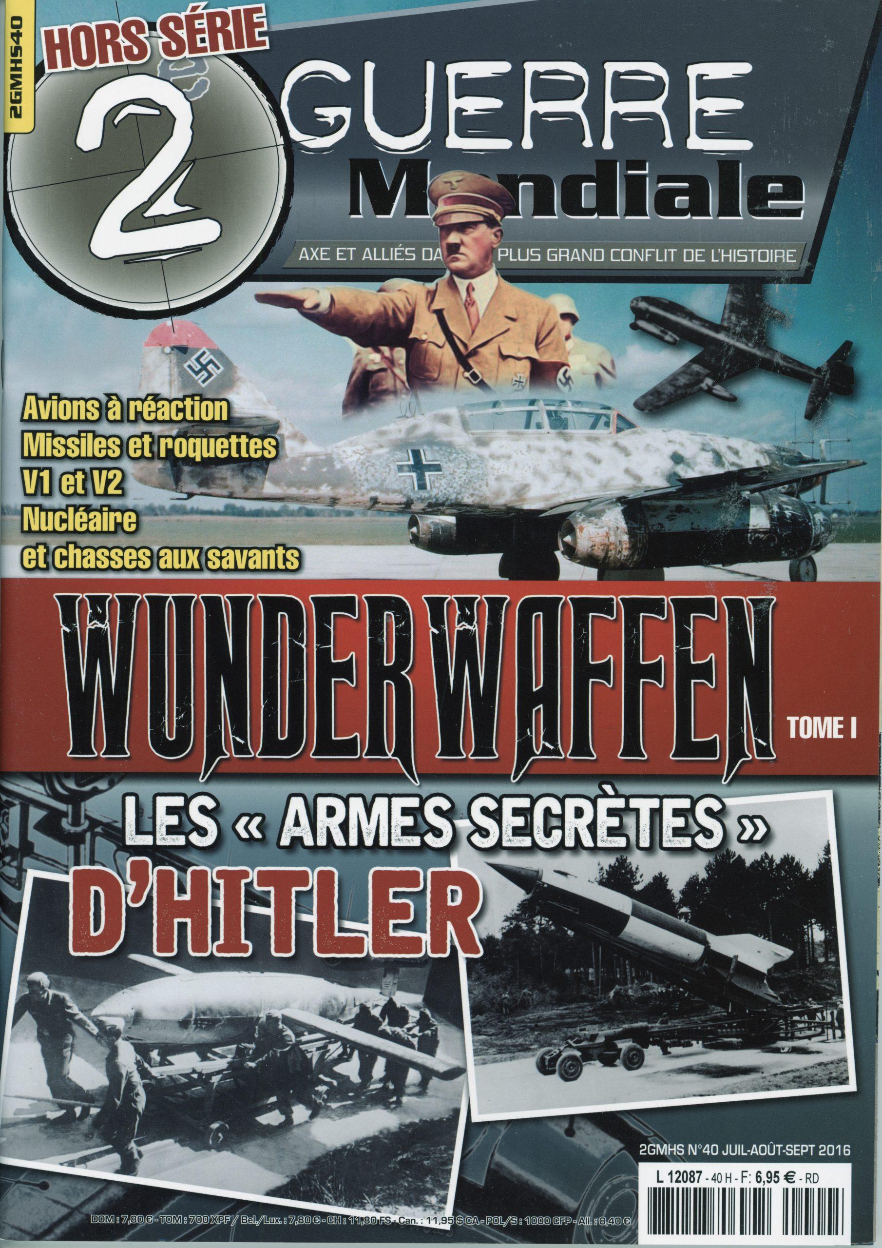 2GM magazine hors-serie n° 40
