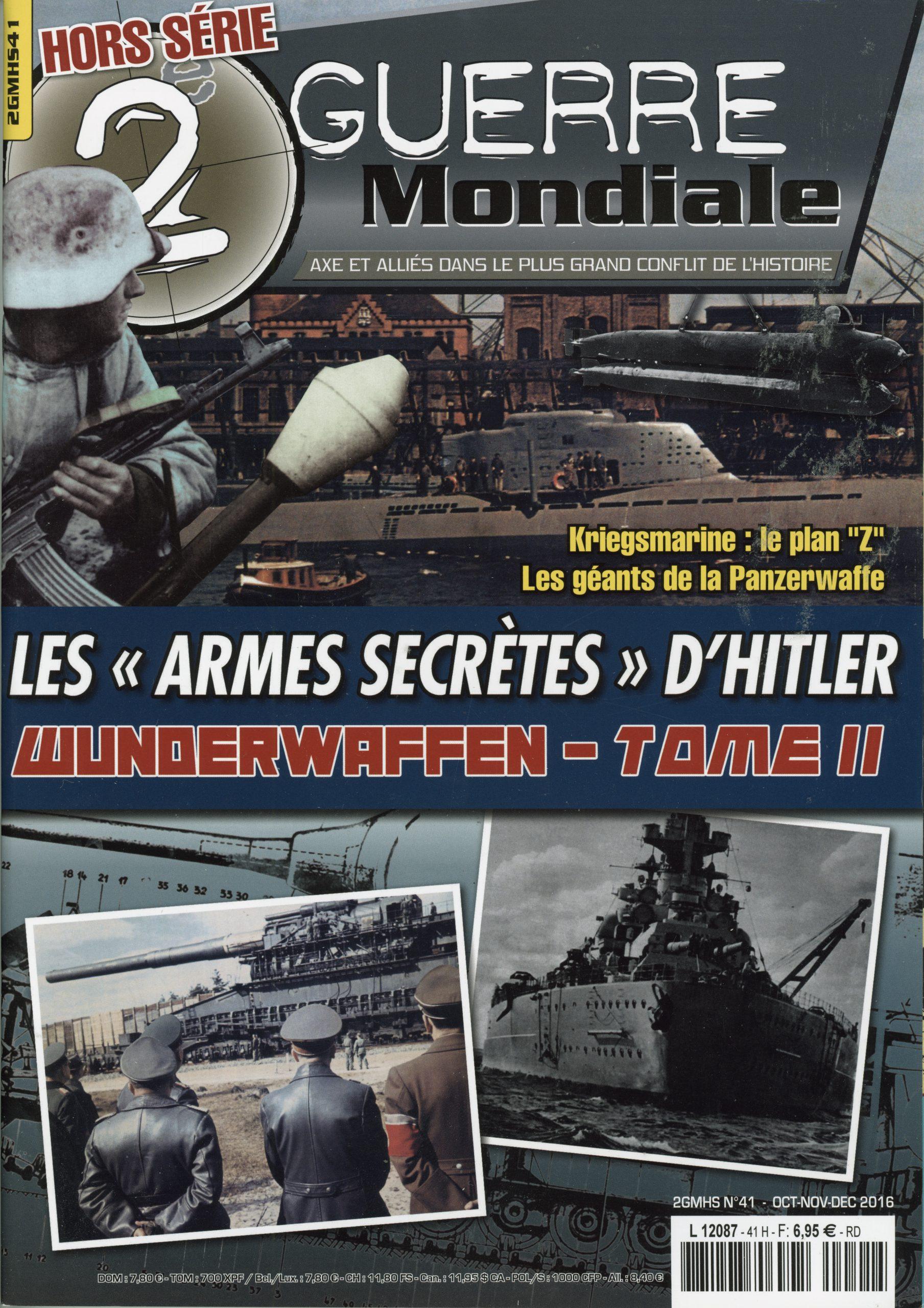 2GM magazine hors-serie n° 41