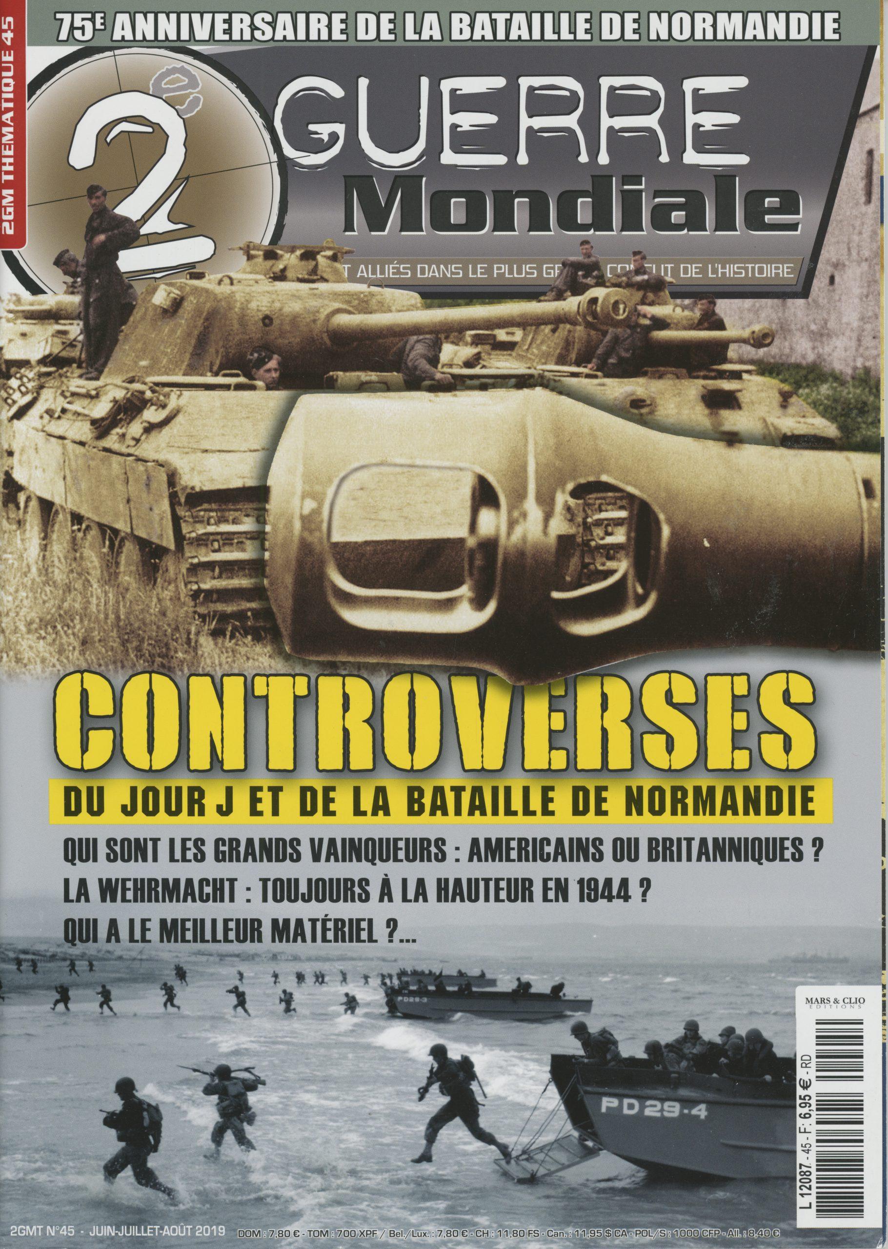 2GM magazine hors-serie n° 45