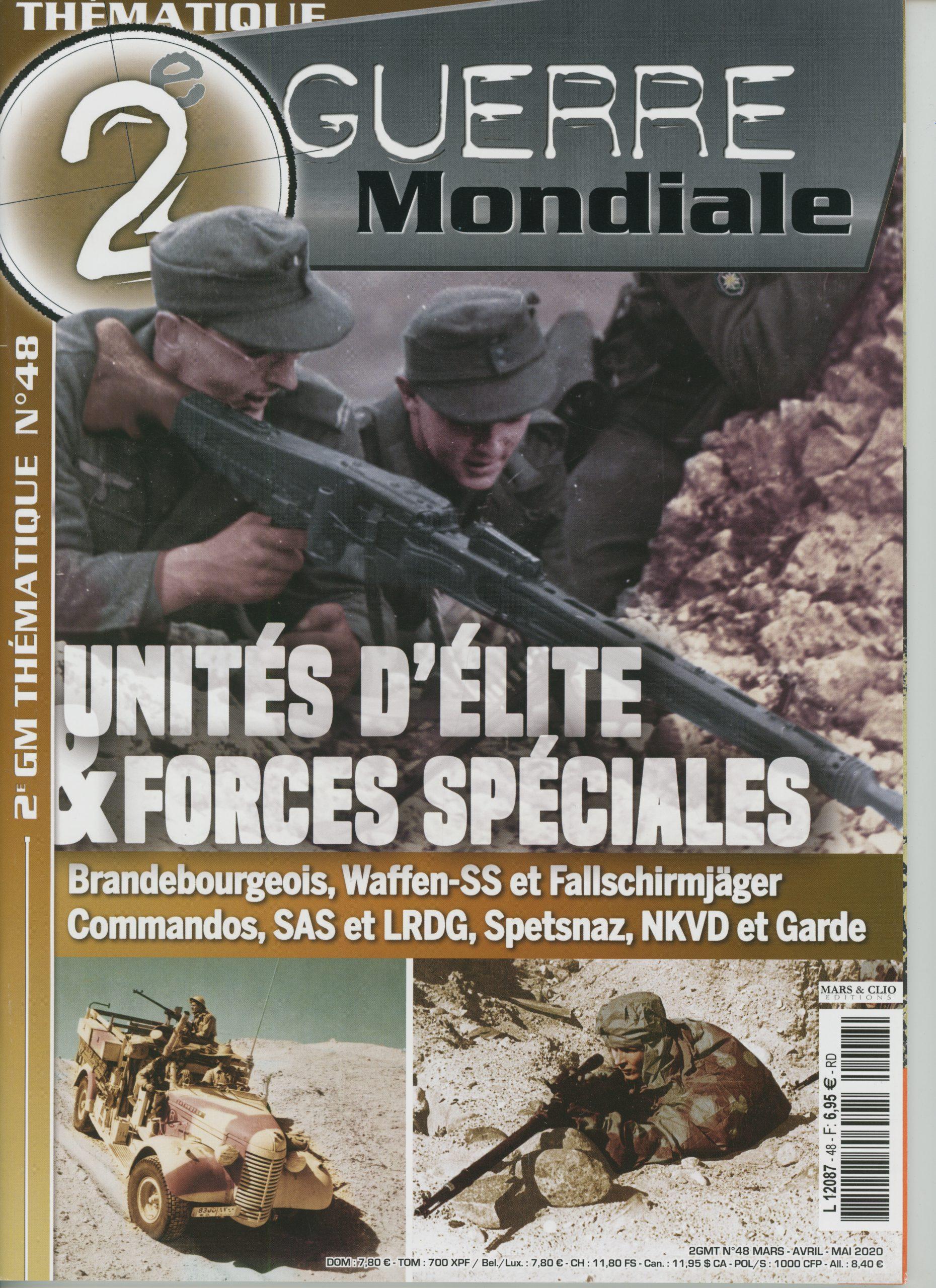 2GM magazine hors-serie n° 48
