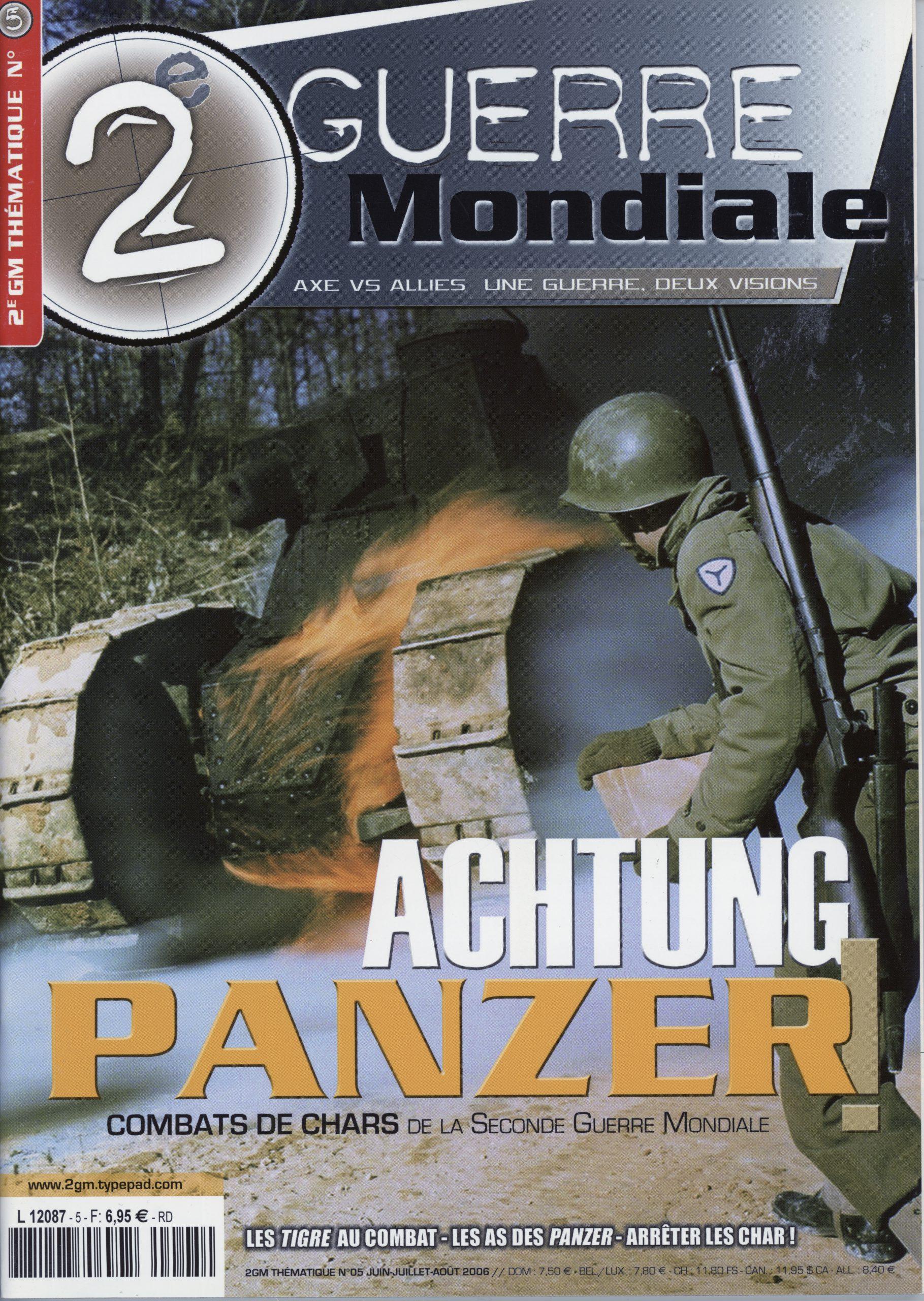 2GM magazine hors-serie n° 5