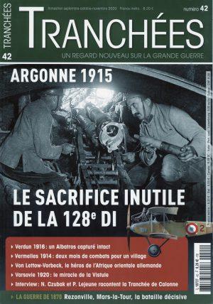 Magazine Tranchées n°42
