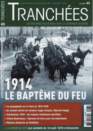Magazine Tranchées n°43