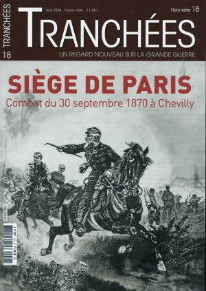 Magazine Tranchées - Hors série n°18