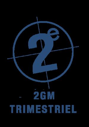 2GM trimestriel
