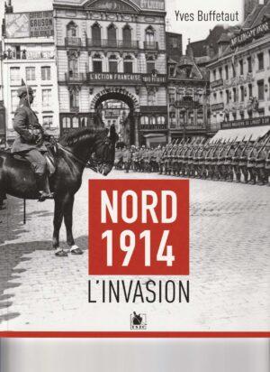 L'invasion du Nord en 1914