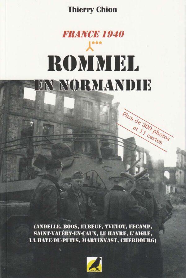 Rommel en Normandie en 1940