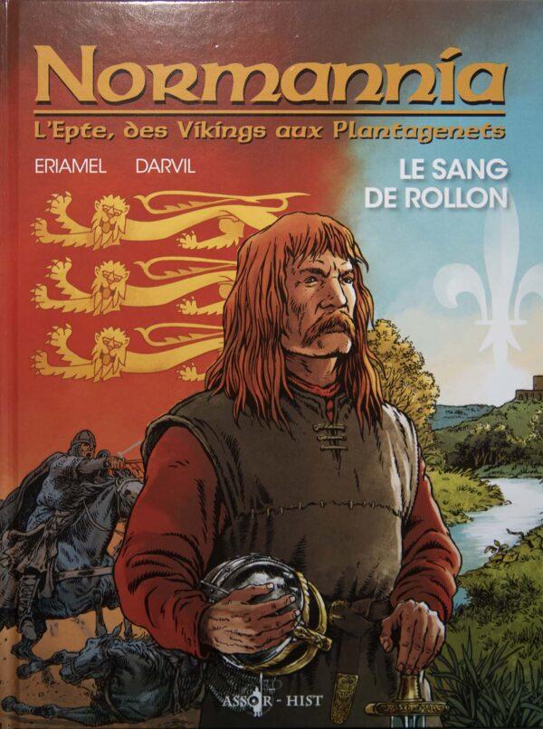 Rollon, duc de Normandie - L'Epte 1