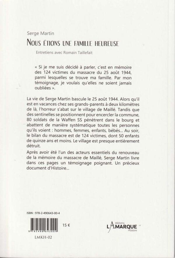 Le massacre de Maillé