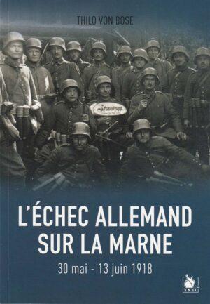 Echec allemand sur la Marne