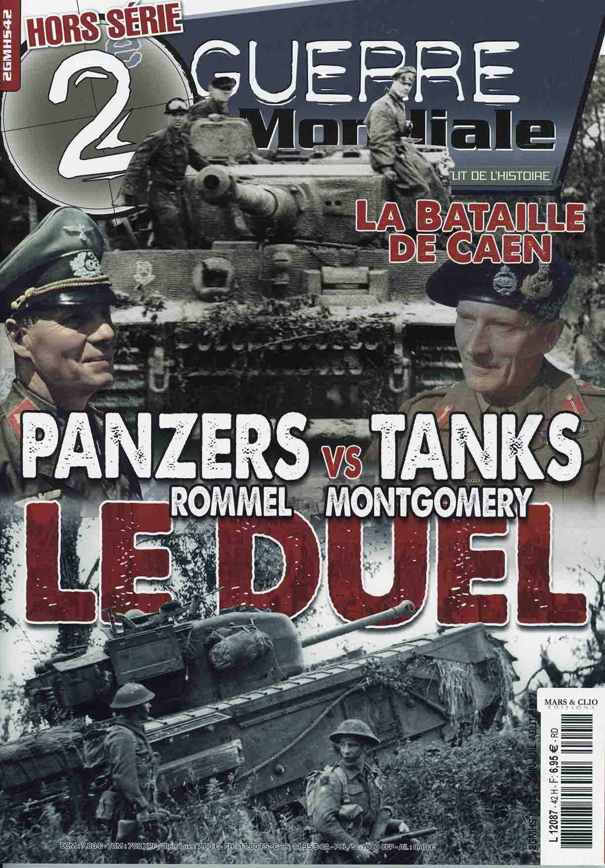 Rommel Montgomery le duel