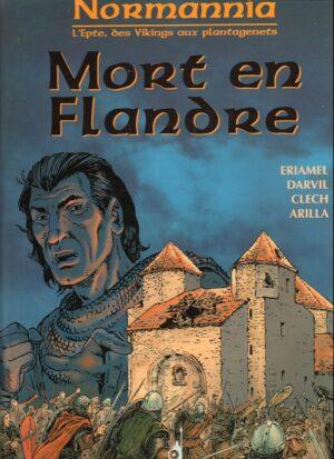 L'Epte 5, Mort en Flandre