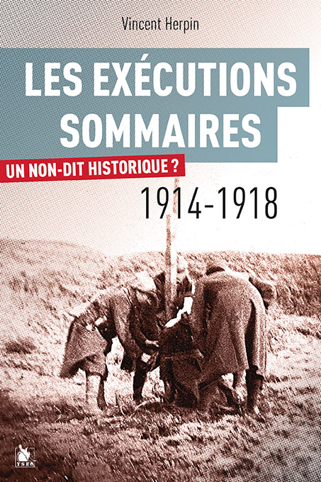 Herpin - exécutions sommaires couvred