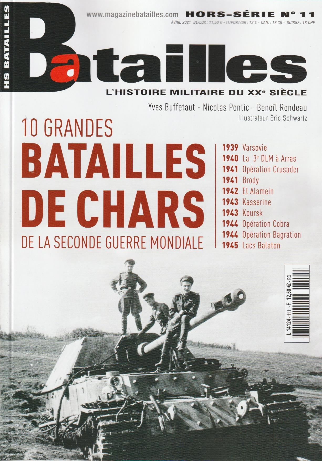 Batailles - Hors série n° 11