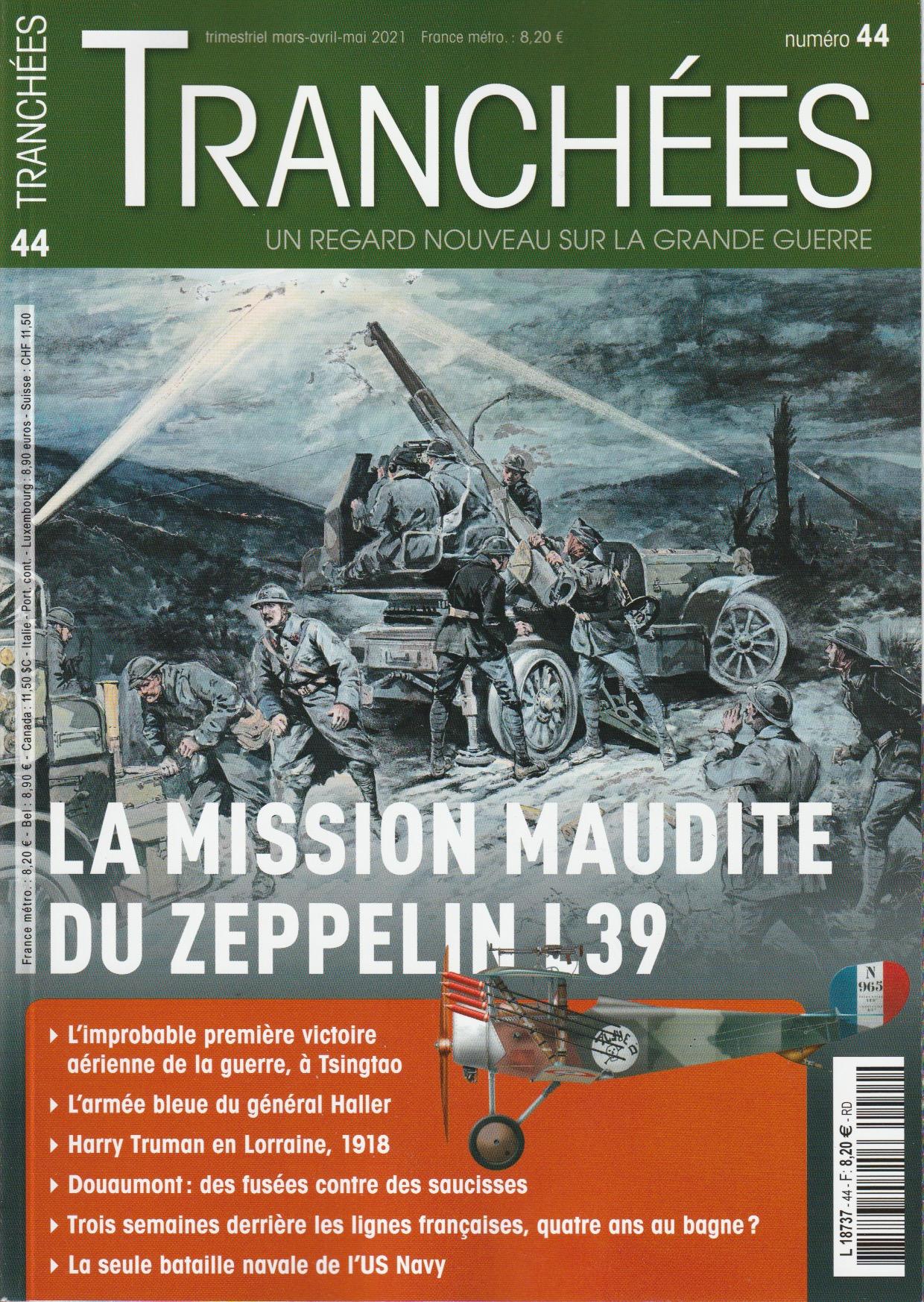 Magazine Tranchées n°44