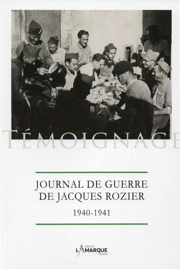 La débâcle - Journal de guerre 1940-1941