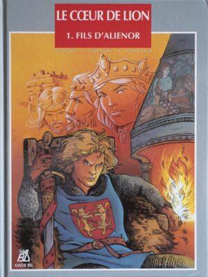 Le Cœur de lion, fils d'Aliénor